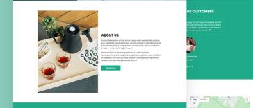 Odora – Tea Product HTML Template